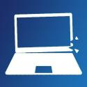 Laptop Broken Hinge Repair