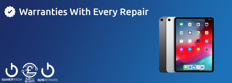 """iPad Pro 11"""" (2018) Repair"""