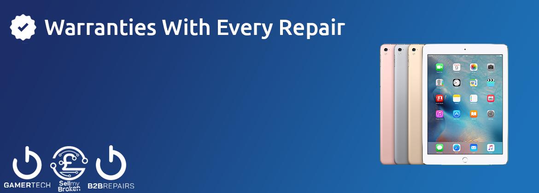 """iPad Pro 9.7"""" (2016) Repair"""