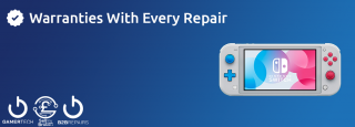 Nintendo Switch Lite Repair