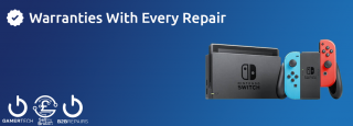Nintendo Switch Repair