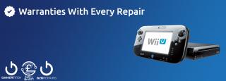 Nintendo Wii, Wii U Repairs